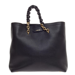Tom Ford Carine Convertible Tote Leather Medium