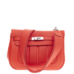 Hermes Berline Perforated Swift 28