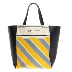 Celine Foulard Phantom Cabas Tote Leather