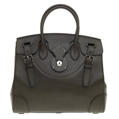 Ralph Lauren Collection Soft Ricky Leather