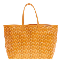 Goyard St. Louis Canvas PM
