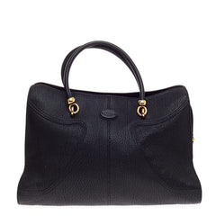 Tod's Sella Media Tote Leather Medium