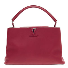 Louis Vuitton Capucines Leather MM