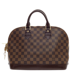 Louis Vuitton Alma Damier PM