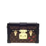 Louis Vuitton Petite Malle Monogram Canvas
