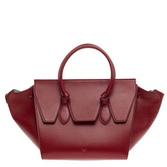 Celine Tie Knot Tote Smooth Leather Mini