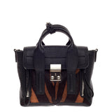 3.1 Phillip Lim Pashli Satchel Calf Hair Mini