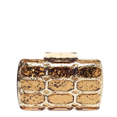 Gucci Aristographic Clutch Glitter Plexiglass