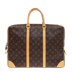 Louis Vuitton Porte-Documents Voyages Monogram Canvas PM