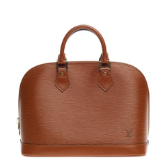 Louis Vuitton Alma Epi Leather PM