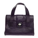 Tiffany & Co. Manhattan Satchel Crocodile Medium
