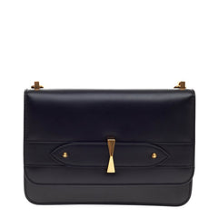 Alexander McQueen Legend Chain Shoulder Bag Leather