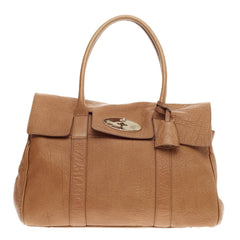 Mulberry Bayswater Satchel Leather Medium