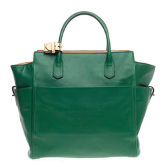 Reed Krakoff Soft Atlantique Tote Leather