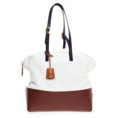 Fendi Tricolor 2Bag Leather