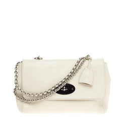 Mulberry Lily Chain Flap Leather Medium