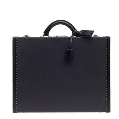 Louis Vuitton President Classeur Briefcase Taiga Leather