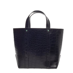 Tiffany & Co. Avenue Tote Crocodile Small