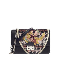Christian Dior Miss Dior Promenade Embellished Leather