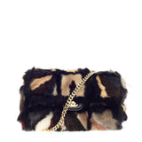 Chanel Multicolor Arm Candy Flap Mink Medium