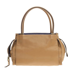 Chloe Dree Tote Pebbled Leather Medium
