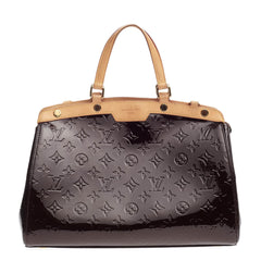 Louis Vuitton Brea Monogram Vernis MM