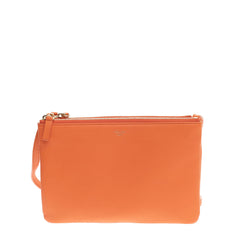 celine bicolor side lock bag