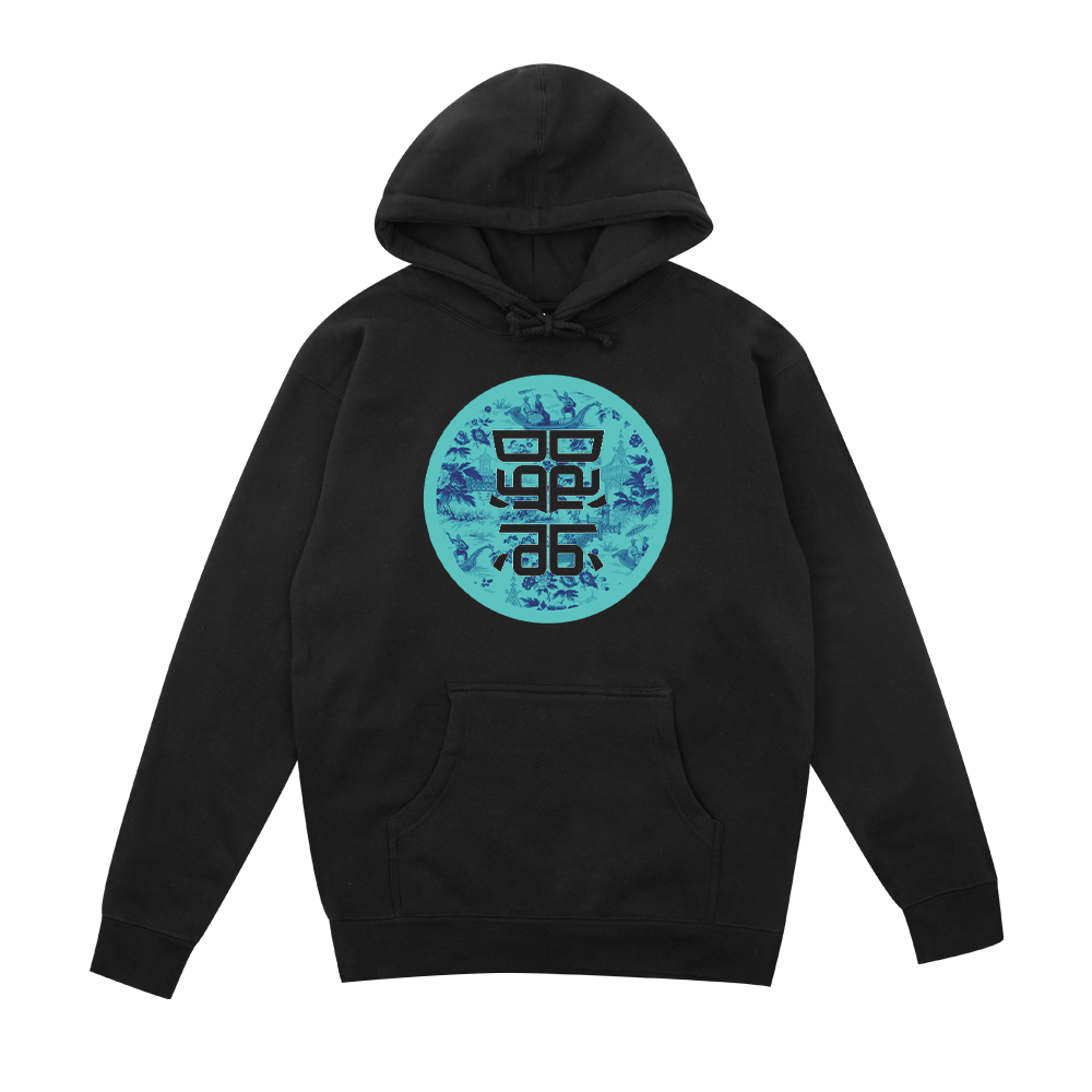 Dailo Logo Hoodie - Black - Shop Off Menu