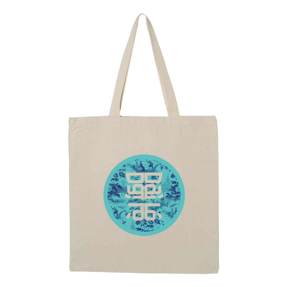 Dailo Logo Tote Bag - Natural - Shop Off Menu
