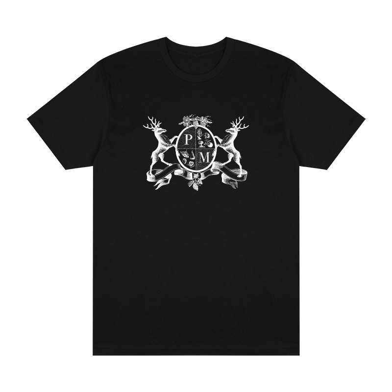Pearl Morissette Crest Tee - Black - Shop Off Menu