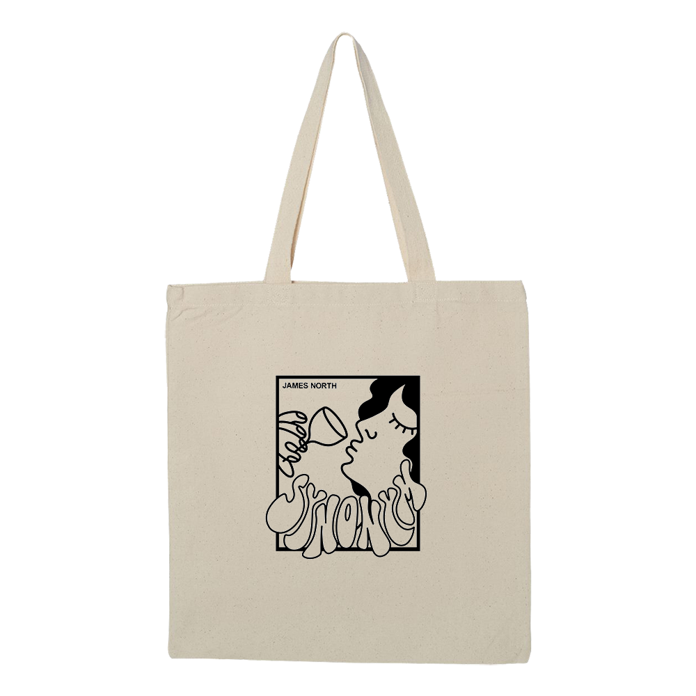 Synonym Drinking Lady Tote Bag - Natural - Shop Off Menu