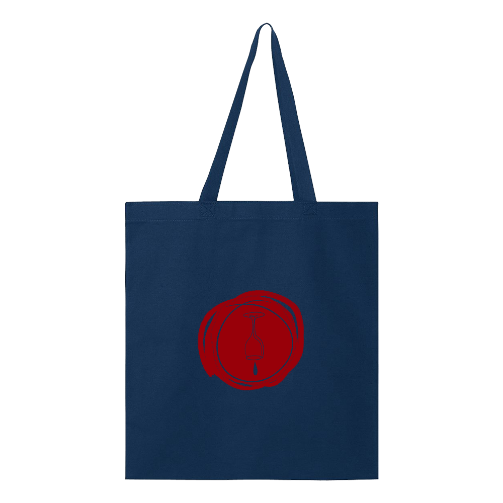 Toronto Restaurant Workers Relief Fund Tote Bag - Navy - Shop Off Menu