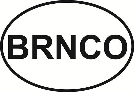 Bronco decal from Oval Envy.  Great price for a durable vinyl decal.  We've got animals, beaches, dogs, cats and more!  Search our catalog for your next Euro Oval Decal.