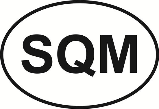 Squam Lake (SQM) decal from Oval Envy.  Great price for a durable vinyl decal.  We've got animals, beaches, dogs, cats and more!  Search our catalog for your next Euro Oval Decal.
