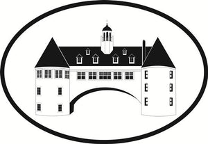 Narragansett Tower decal from Oval Envy.  Great price for a durable vinyl decal.  We've got animals, beaches, dogs, cats and more!  Search our catalog for your next Euro Oval Decal.