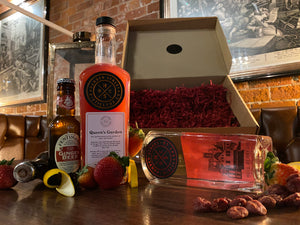 Hamper option 1 - Hull Berry Gin & Queens Garden Cocktail