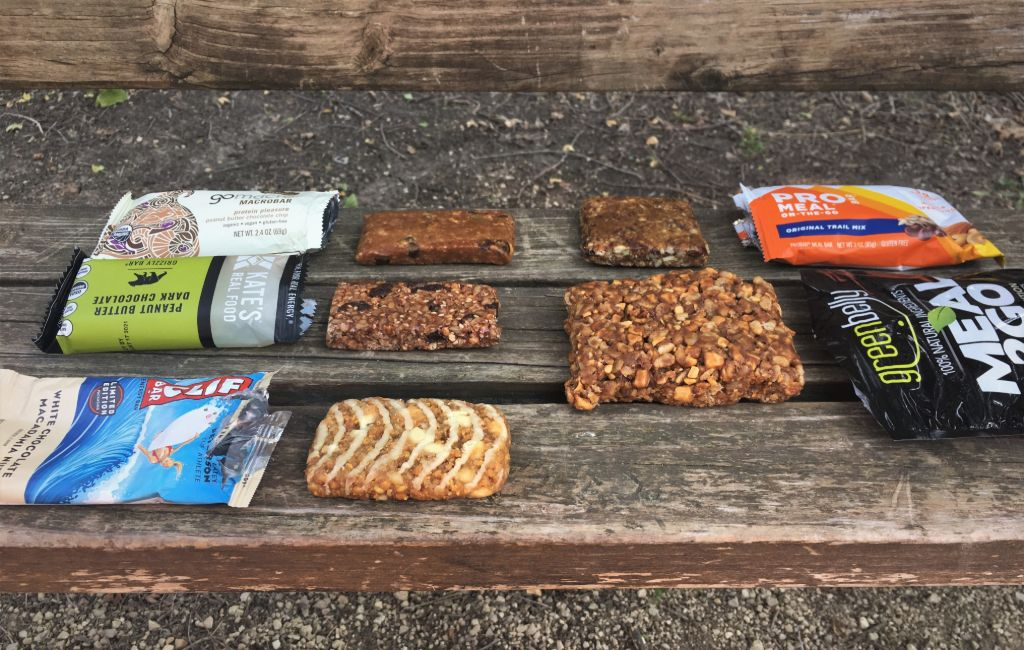 texture of best meal replacement bars