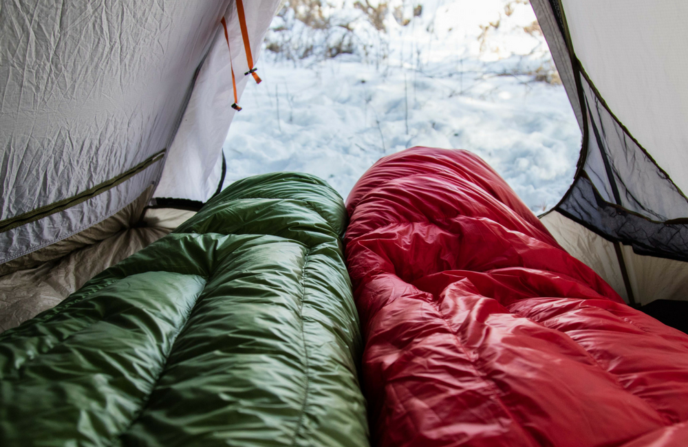 best ultralight sleeping bags for backpacking
