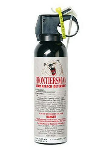 best bear spray frontiersman