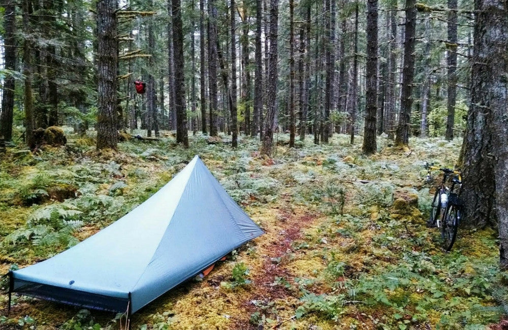 stealth camping and wild camping