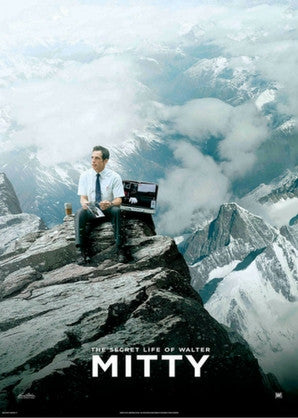 best outdoor movies - the secret life of walter mitty