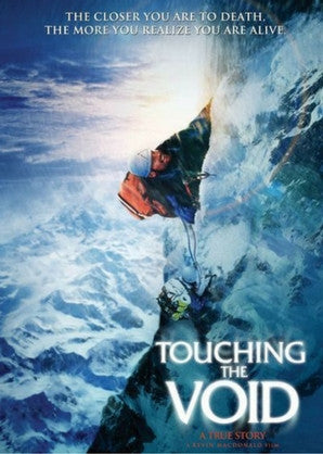 best outdoor movies - touching the void