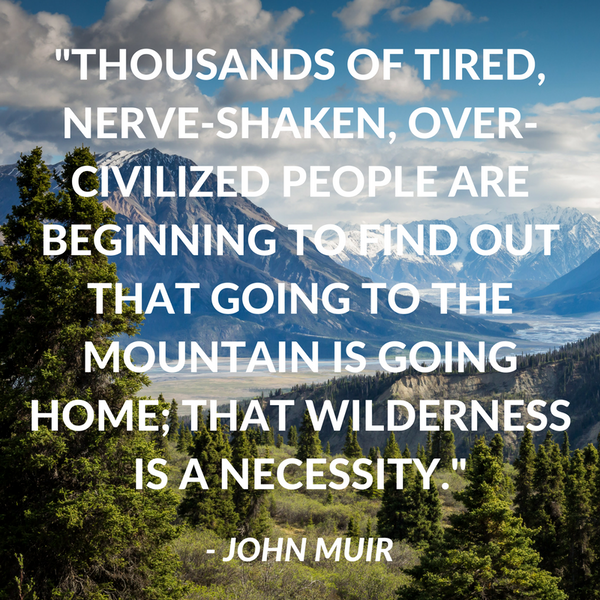 41 Best Hiking Quotes Of All Time Greenbelly Meals