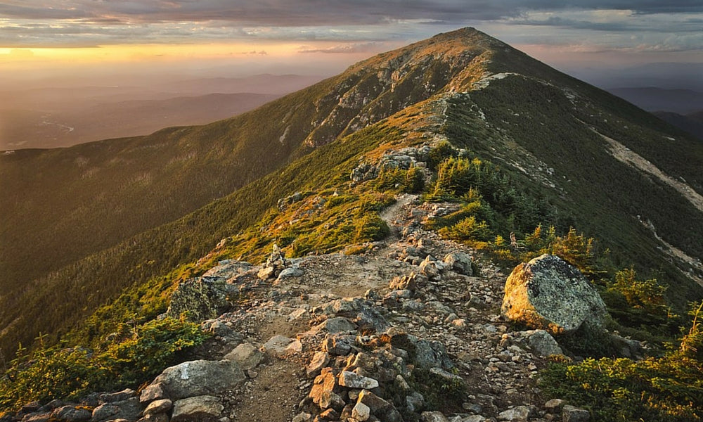 the presidential range new hampshire - best appalachian trail section hikes