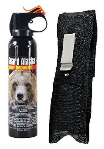 best bear spray guard alaska