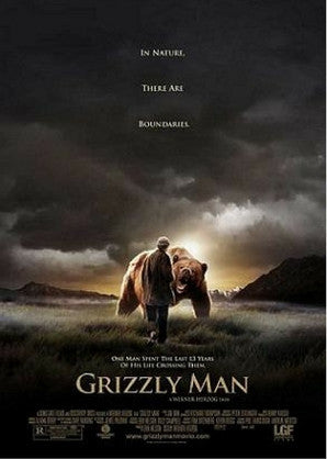 best outdoor documentaries - grizzly man