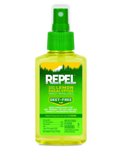 bug insect repellent oil of lemon eucalyptus OLE