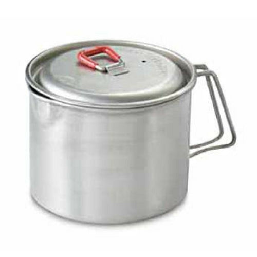 titanium cookware - ultralight backpacking pot