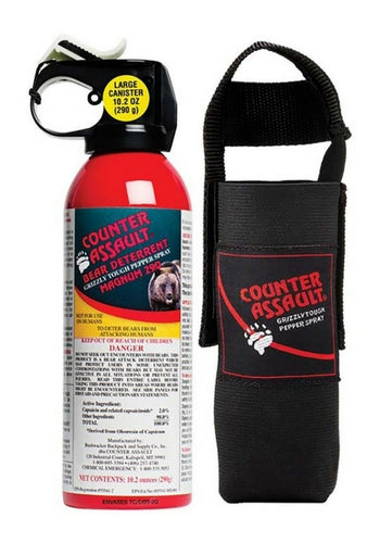 best bear spray counter assault