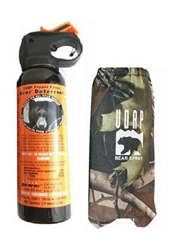 best bear spray udap